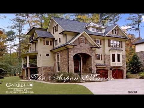 European Style Small House Plans