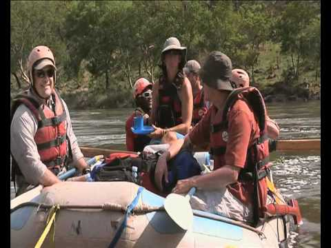 UNcover Sudan Show 7 - Nile Rafting
