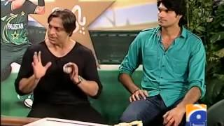 Muhammad Irfan and Shoaib Akhtar on Pakistan vs Bangladesh important match 30th March 2014