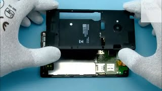 How to Disassembly and Assembly Microsoft Lumia 540 Full