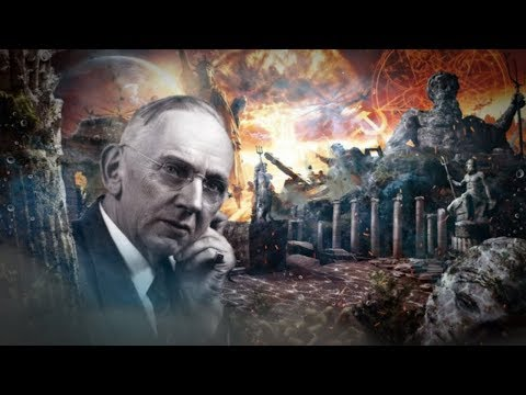 Почему в России запретили ЭТО предсказание на 2018 год?? Пророчества Эдгар Кейси .