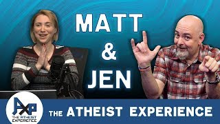 Atheist Experience 24.01 with Matt Dillahunty & Jen Aldrich
