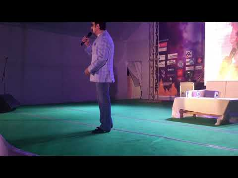 Gulshan grover talking about his personal life @ NIT JAMSHEDPUR