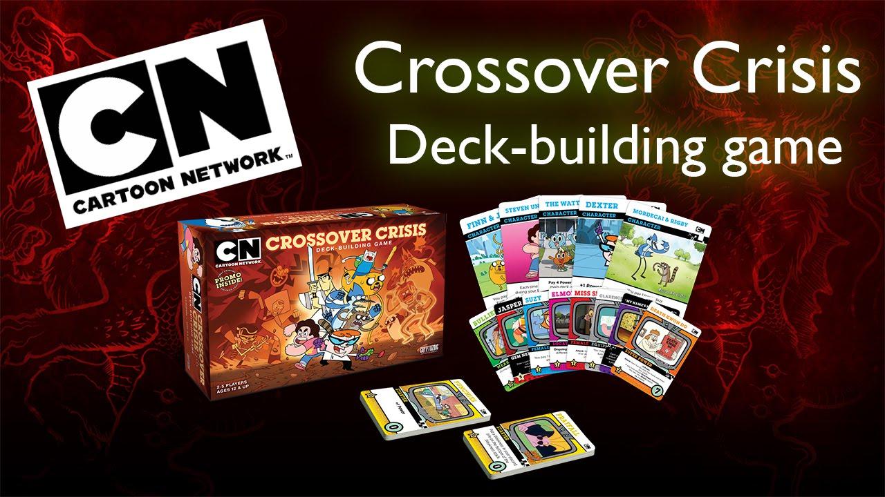Cartoon Deck Building Pics