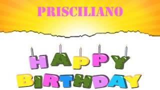 Prisciliano   Wishes & Mensajes - Happy Birthday
