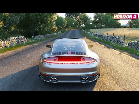Forza Horizon 4 - Porsche 911 Carrera S 2019 | Gameplay thumbnail
