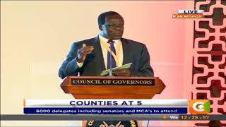 Governor Oparanya to 'appoint'  Bony Khalwale as head of Bull fighting