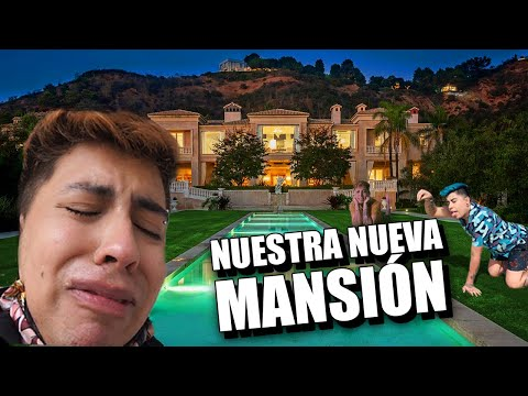 NUESTRA NUEVA MANSIÓN - JuanDa.