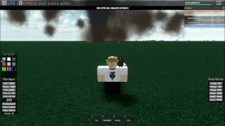 MASSIVE TORNADO RIPS THROUGH THE NATIONAL WEATHER SERVICE!! Project SLC - ROBLOX