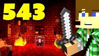 Minecraft ITA - #543 - GIRO NEL NETHER E LA CASA SOTTO LO SPAWNER