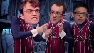 We Are Number One but its Eric Monkman/University Challenge