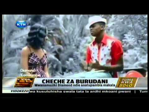 Cheche Za Burudani : Msanii Diamond