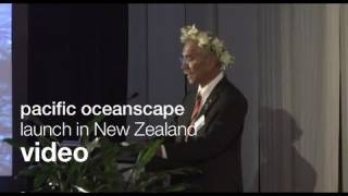 Pacific Oceanscape Launch in New Zealand