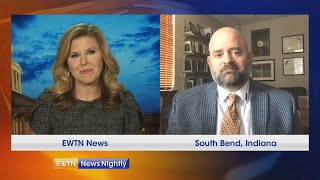 Friend of Amy Coney Barrett tells us about her Catholic faith, time on the bench | EWTN News Nightly