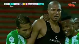 Nacional vs. Boyacá Chicó (3-2) Liga Aguila 2018-II | Fecha 12