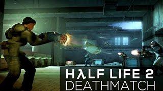 Half-Life 2 Deathmatch Multiplayer Online