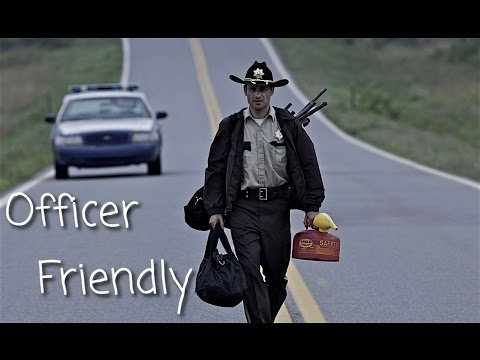 officer friendly rick