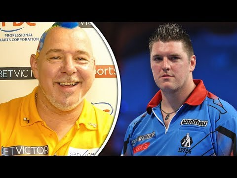 Peter Wright Through To The Bet Victor World Matchplay Final
