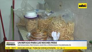Un refugio para las noches frías|ABC TV Paraguay