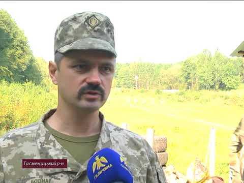 Підрозділи  територіальної оборони навчаються на полігоні
