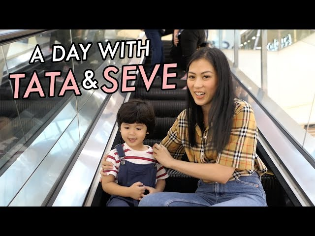 Seve's Day Out by Alex Gonzaga