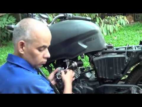 How to Clean Motorcycle Carburetor /Bajaj pulsar 150