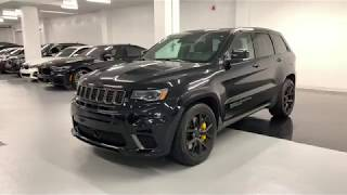 2019 Jeep Grand Cherokee TRACKHAWK - Revs + Walkaround