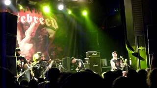 Hatebreed: Indivisible, Burial for the Living, Empty Promises, Smash Your Enemies -  30/4/13