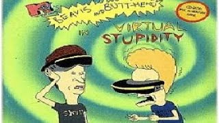 Beavis And Butthead Virtual Stupidity Full Game And GamePlay