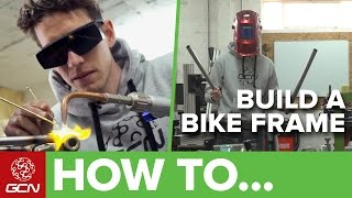 How To Build Your Own Bike Frame | Maintenance Monday