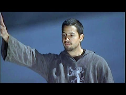 Vertigo: Why Is He Doing It? | David Blaine