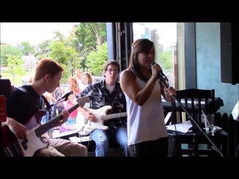 Brooke Bessette, Hazen Martel and Collin Beyor cover -Somethin' Bad