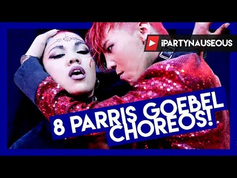 8 Badass K-pop Choreos by Parris Goebel!
