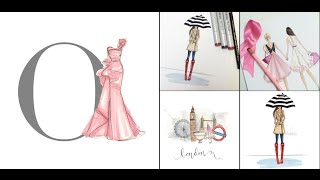 Instagram for Fashion Illustrators