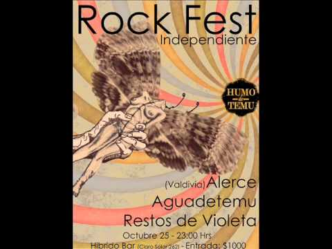 RESTOS DE VIOLETA Rock fest Independiente 25/10/2013 Travel Video