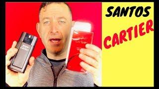 Cartier Santos De Cartier Fragrance Review Old Formula