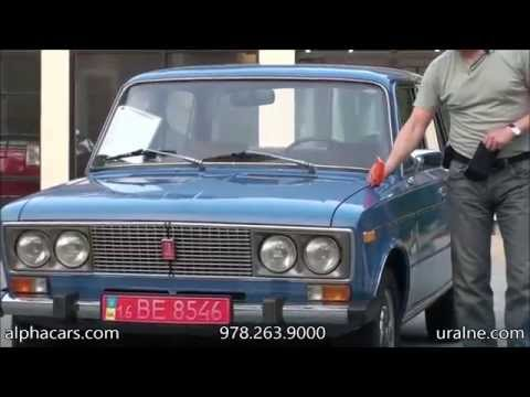 1983 Lada VAZ 2106 Detailed Overview, AlphaCars & Ural of New England