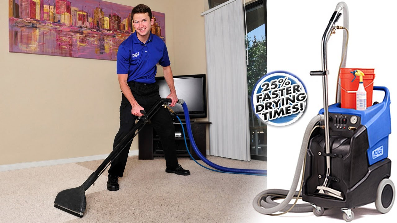 Carpet Cleaning Machine - Ninja Warrior