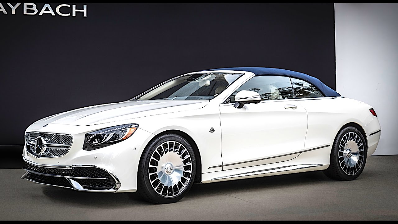 maybach cabriolet 2017 commercial mercedes maybach s 650 convertible s class carjam tv hd youtube. Black Bedroom Furniture Sets. Home Design Ideas