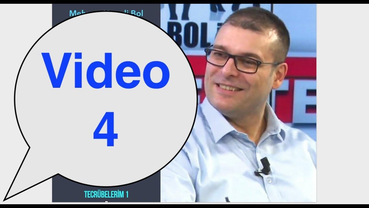 Para ile Savaşma Barış Sesli Kitap - Video 4