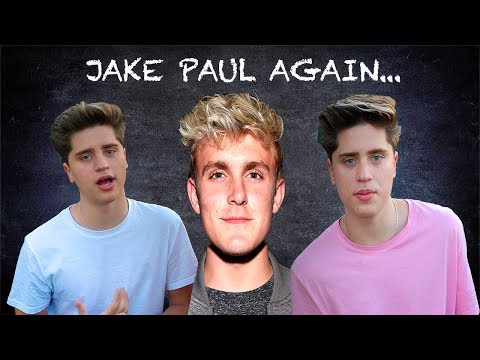 Thumbnail: JAKE PAUL AGAIN...