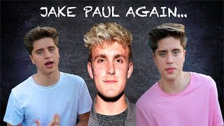 JAKE PAUL AGAIN...
