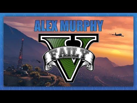 GTA RP - Alex Murphy sur FailyV