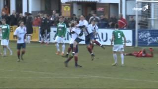 Sieg erkämpft – 1. FC Bad Kötzting schlägt sich Wacker gegen VfB Eichstätt!