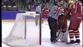 Miracle in Salt Lake - Belarus 4, Sweden 3 - 2002 Salt Lake Olympics (Original U.S. Broadcast)