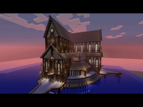 Minecraft Xbox - Incredible Buildings - Minecraft Design's World Tour - Part 2