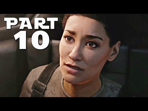 STAR WARS BATTLEFRONT 2 Walkthrough Gameplay Part 10 - Campaign Mission 10 (BF2 Battlefront II)
