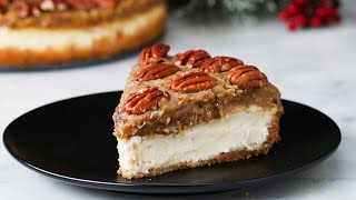 <b>Pecan Pie</b> Cheesecake