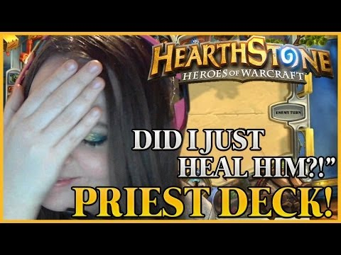 Hearthstone Priest Deck