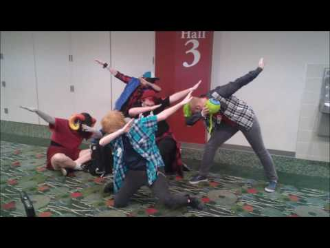 Salt Lake Comic Con Fan X 2017!  Cosplay Slideshow!